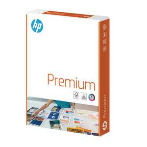HP A4 90gsm Premium Printing Paper White, 500 Sheets £3.91 at Find My Supplies - minimum order of £10