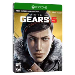 Gears 5 Ultimate Edition (Xbox One) - £7.99 + £4.99 delivery @ Game