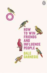 Dale Carnegie - How to Win Friends and Influence People. Kindle Edition - Now 99p @ Amazon