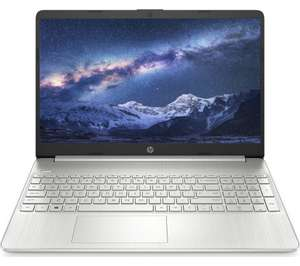 """HP 15s-eq1510sa 15.6"""" FHD SVA, Ryzen 5 4500U, 8GB RAM, 256GB SSD Silver Laptop £494 delivered with code at Currys PC World"""
