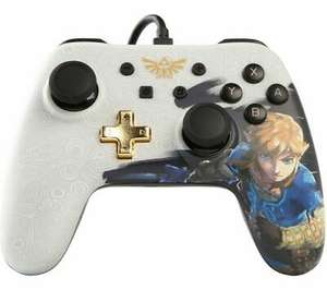 POWERA Nintendo Switch Controller - Wired - Link - £14.99 at Currys on eBay
