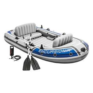 Intex 68324NP - Excursion 4 Inflatable Boat with 2 Oars 315 x 165 x 43 cm £119.26 delivered at Amazon Spain