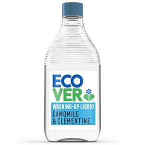 Ecover Camomile & Clementine Washing Up Liquid 950ml £1.65 prime / £6.14 nonPrime @ Amazon