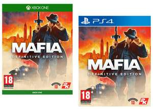 Mafia Definitive Edition (Xbox One / PS4) £15.99 Delivered @ Currys PC World