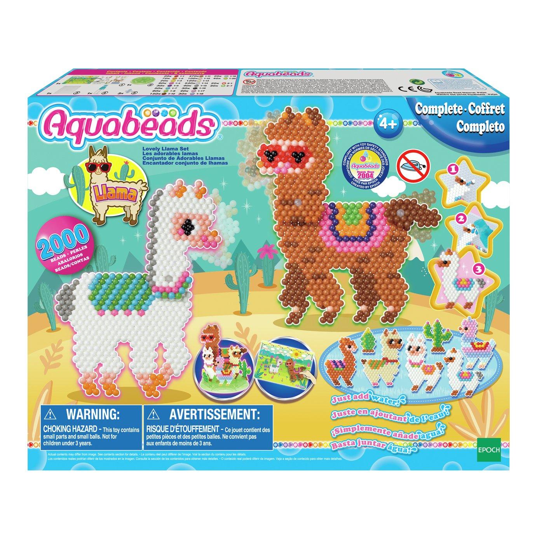 Aquabeads Llama creativity toy Set £9 + £3.95 delivery at Argos (limited stock)
