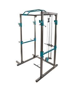 WELLACTIVE Multifunction Power Rack - £279.99 + £6.95 Delivery @ ALDI