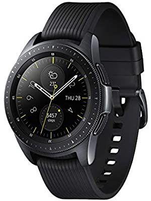 New Samsung Galaxy Watch 42mm Black Bluetooth - Spanish Version Smartwatch - £129.18 @ Amazon