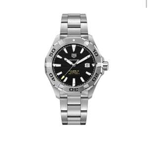 Tag Heuer Aquaracer Calibre 5 Mens Automatic 43mm Watch With Free Watch Roll - £1250 delivered @ David M Robinson