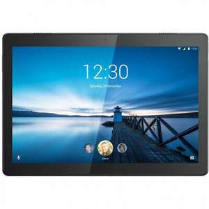 (Opened-Never used) Lenovo M10 10.1in 16GB HD Tablet - Black, £77.99 at yoltso/ebay
