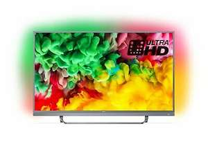 Philips 49PUS6803 49 Inch 4K Ultra HD HDR Freeview Play Amiblight Smart LED TV £249.99 at ARGOS/ebay