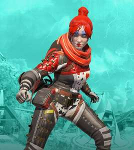 Apex Legends - 'Queen of Hearts' Wraith skin - Free @ Amazon Prime Gaming