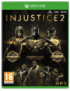Injustice 2 Legendary Edition (Xbox One) - £10.99 Delivered @ 365games