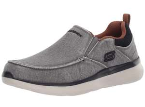Skechers Men's Delson 2.0 Larwin Slip On Trainers - £29.38 @ Amazon