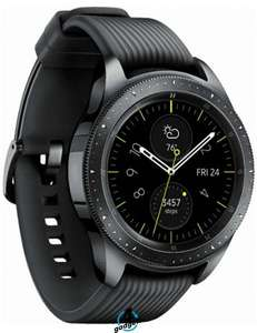 Samsung Galaxy Watch 42mm R810 Black - £74.99 Delivered | 46mm - £84.99 Delivered (Refurb Good) @ 4GADGETS