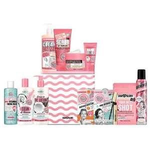 Soap & Glory The Square Necessities Christmas Gift Set £32.50 @ Boots