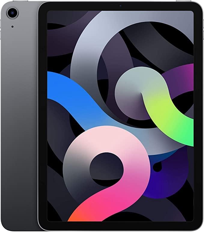 New Apple iPad Air (10.9-inch, Wi-Fi, 64GB) - Space Grey (Latest Model, 4th Generation) £549.78 @ Amazon