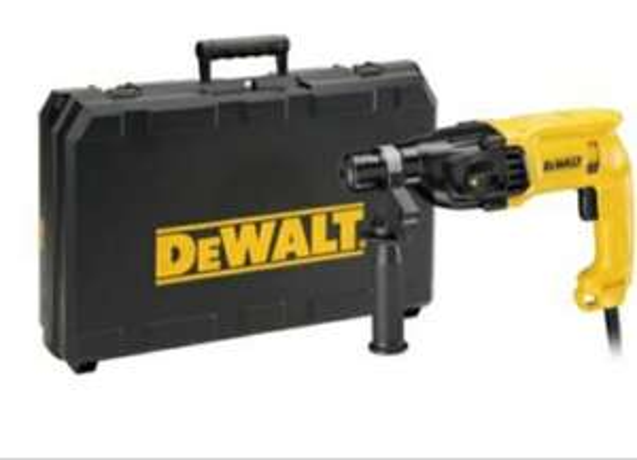 DeWalt 240V 3 Mode SDS Plus Hammer Drill - D25033K-GB - 129559 £86.39 @ City Plumbing