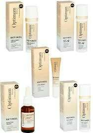 Optimum Retinol & Collegen Skin Care range Now Buy 2 for half the price of 1 (£3 delivery/Free over £10) @ Superdrug