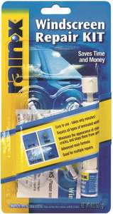Rain X Windscreen Repair Kit £4.74 (plus £2.99 postage for non-prime) @ Amazon