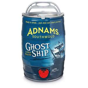 Adnams Ghost Ship Citrus Pale Ale Keg 5L - £6.15 at Tesco Clevedon