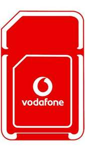 Vodafone 5G Sim Only - Unlimited Minutes and Texts, 60GB for £16pm (£84 cashback - effective £9pm - 12mo) @ Fonehouse