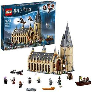 LEGO Harry Potter 75954 Hogwarts Great Hall £74.14 delivered at Amazon Germany