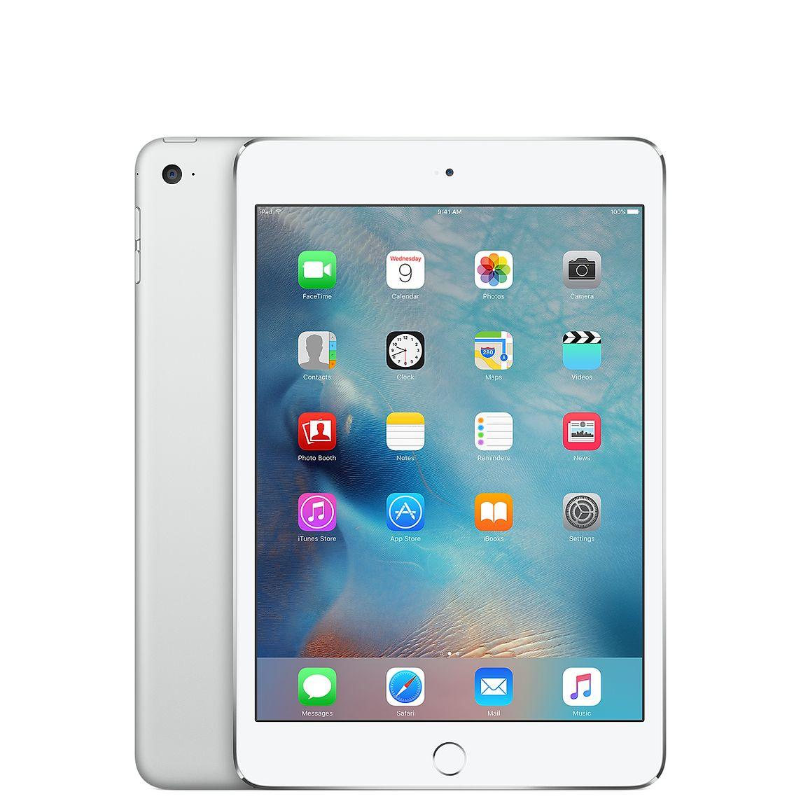 Refurbished iPad mini 4 Wi-Fi 16GB - Silver - £199 delivered @ Apple Store