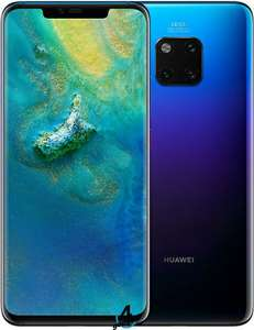 Huawei Mate 20 Pro 128GB Smartphone (Good Condition) Twilight Or Black Unlocked - £159.99 delivered @ 4Gadgets