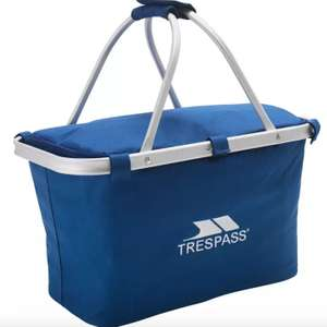 Trespass Basket Style Cool Bag 17.5L £11.95 delivered (more in post) @ Argos