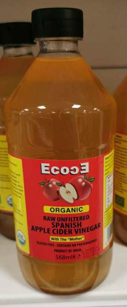 Organic Apple Cider Vinegar 568ml - £1.19 @ Home Bargains (Stechford Retail Park)