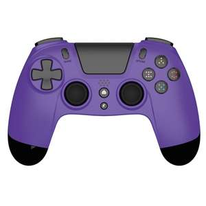 VX-4 Wireless Controller for PS4 - Purple £21.99 delivered @ Smyths Toys