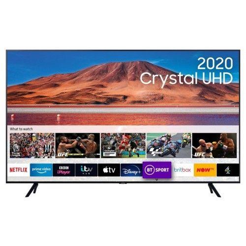 Samsung UE43TU7100KXXU 43` Crystal UHD 4K HDR Smart TV £369 @ Beyond Television