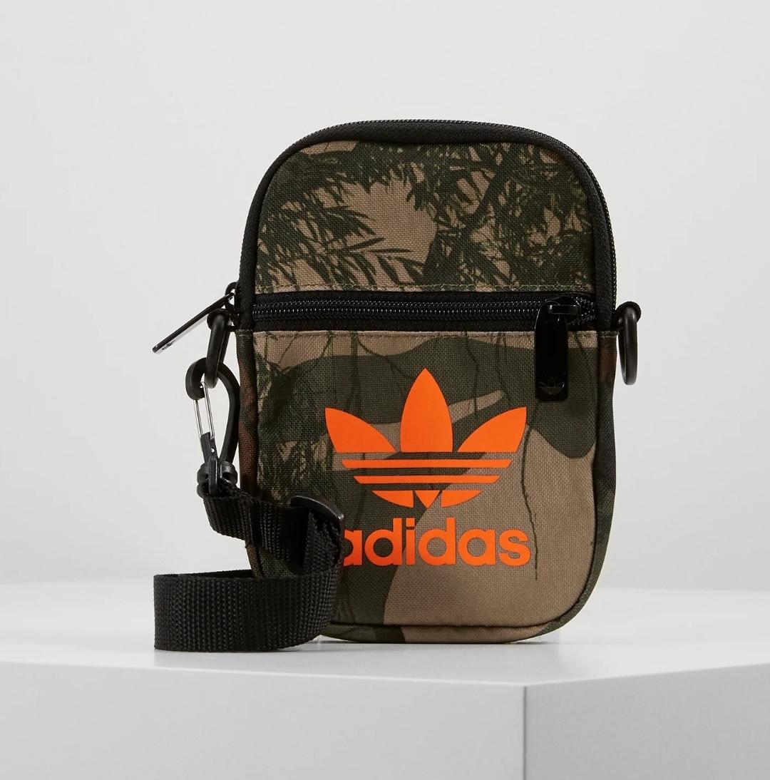 Adidas Camo Festival Bag Now £7.20 - Delivery is £3 / Free with £19.90 spend @ Zalando