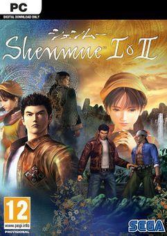 [Steam] Shenmue I & II (PC) - £2.09 @ CDKeys