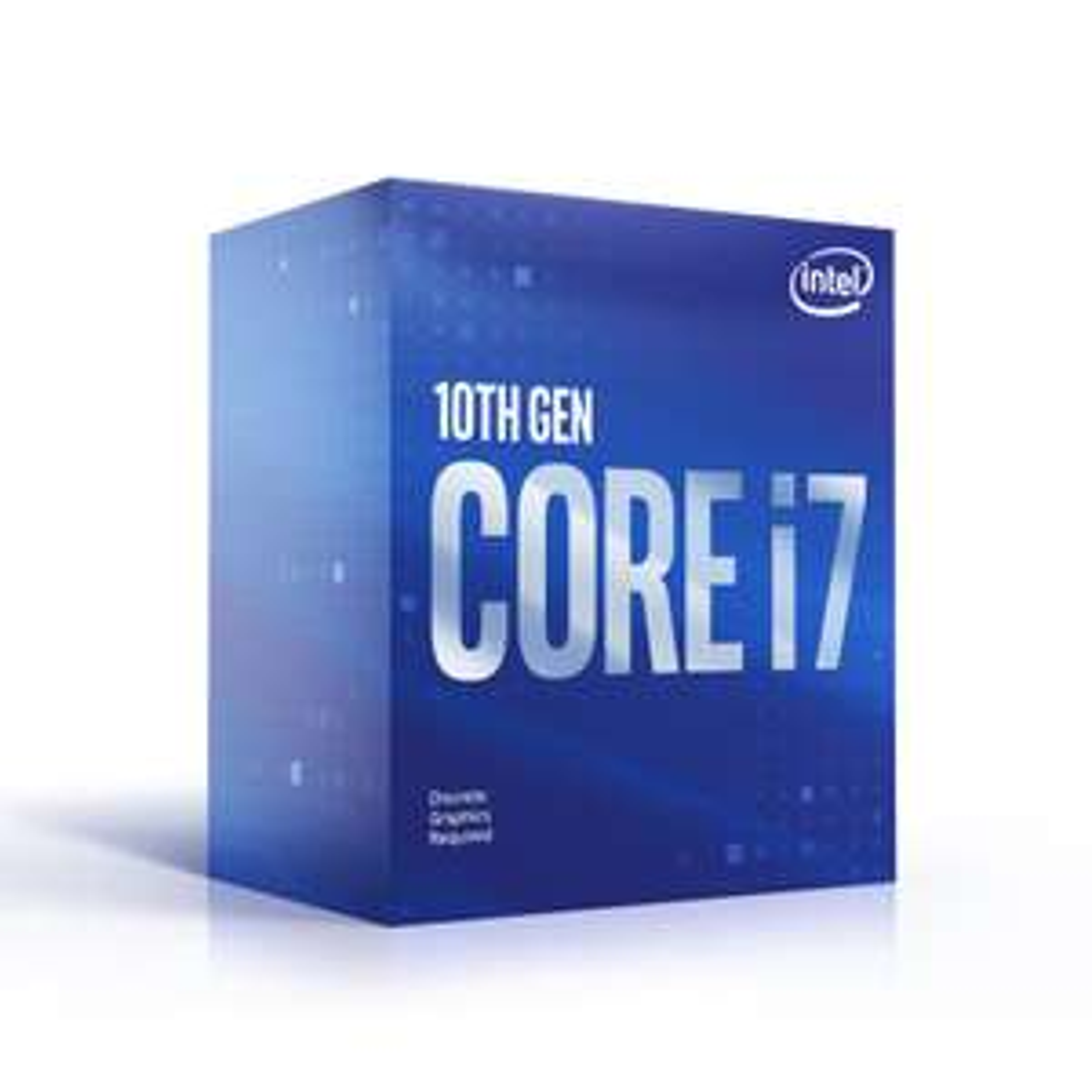 Intel Core I7-10700f Processor 2.9 Ghz CPU £241.21 @ TekShop247