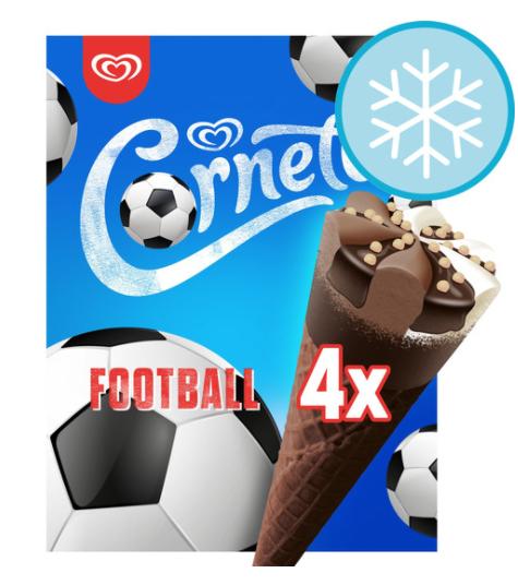 Cornetto football cones 50p @ Tesco broughton