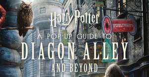 Harry Potter: A Pop-Up Guide to Diagon Alley and Beyond - £23 @ Amazon