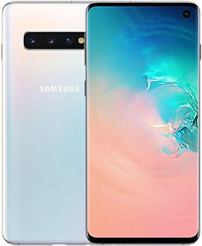 Samsung Galaxy S10 Dual Sim 128GB Prism White, Vodafone B Used Condition Smartphone - £290 Delivered @ CeX