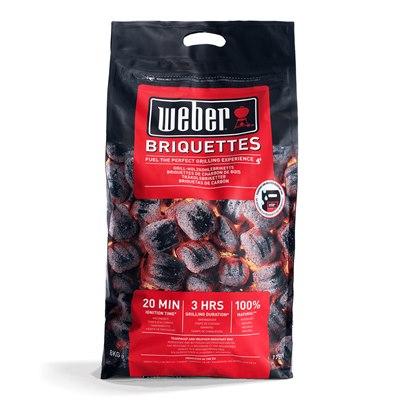 Weber BBQ Briquettes 8Kg - £12 / £15.95 delivered @ Millets