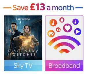 Sky Q + Go, Anytime UK Mob/Landline & Superfast Broadband - £39/month + £20 setup & £9.95 del = £731.95 over 18 months @ Sky Digital