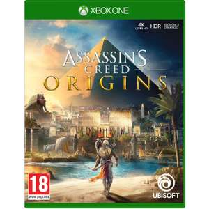 [Xbox One] Assassin's Creed Origins - £10.99 / Deluxe Edition - £13.49 @ CDKeys