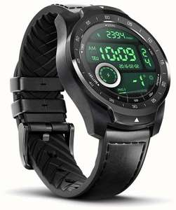 TicWatch Pro 2020 Shadow Black Smartwatch £175.20 with code @ First Class Watches