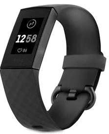 Fitbit Charge 3 Advanced Fitness Tracker | Black & Graphite Grade B+ - £55.99 Delivered @ Student Computers
