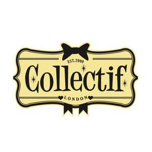 50% Off (Inc Sales Items) with code @ Collectif Clothing