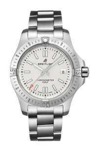 Breitling colt mens watch 41mm - £1,925 @ Winsor Bishop