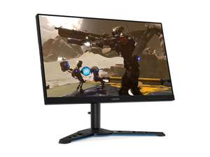 Lenovo Legion Y25-25 24.5-inch FHD LED Backlit LCD Gaming Monitor (G-Sync Compatible) 240Hz - £267.97 Delivered @ ILGS