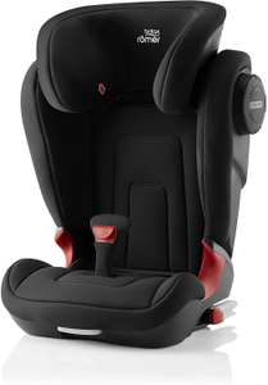Britax Römer car seat KIDFIX 2 S SICT Isofix group 2/3, Cosmos Black, 15-36 kg - £122.50 @ Amazon