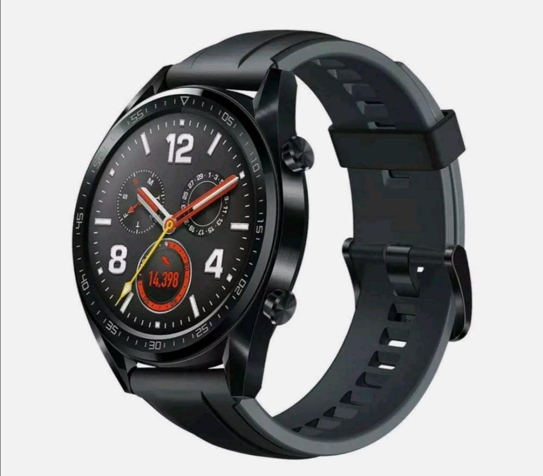 Huawei Watch GT (46mm) - UK Model - GPS - Black - Open Box (Customer Return) - £52.99 With Best Offer @ Clove Technology / Ebay
