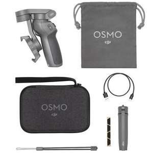 DJI Osmo Mobile 3 - Combo 3-Axis Gimbal Stabilizer Kit £89 at Drones Direct