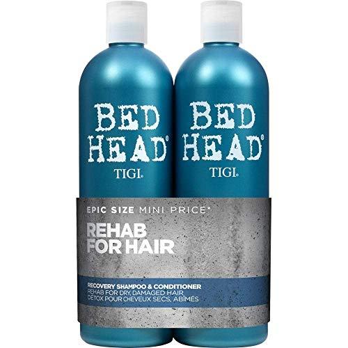 Bed Head By Tigi - 750ml Pack of 2 - Urban Antidotes Recovery Moisture Shampoo And Conditioner £11 Prime (+£4.49 non Prime) @ Amazon